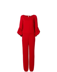 P.A.R.O.S.H. Ruffle Sleeve Jumpsuit