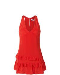 IRO Blutie Frill Trim Dress