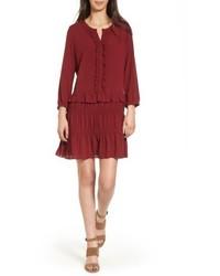 Ruffle shift dress medium 4951404