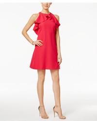 Jessica Simpson Ruffled Shift Dress