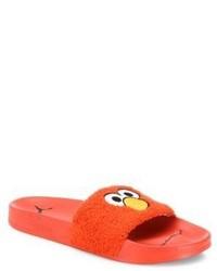 Puma Elmo Sesame Slides