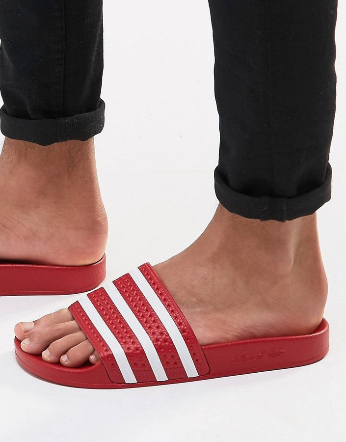 ... adidas Originals Adilette Sliders 288193 ...