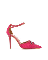 Malone Souliers Bow Detail Pumps