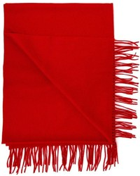 Browns Fringed Scarf