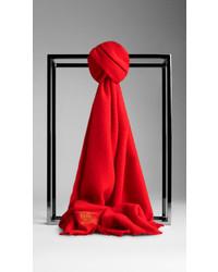 Burberry Merino Wool Scarf