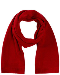 Victorinox Swiss Army Essential Knit Ribbed Scarf