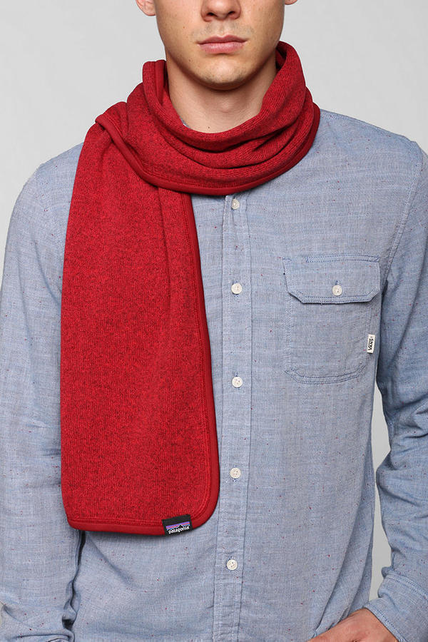 Urban Outfitters Patagonia Better Sweater Scarf