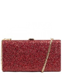 Claudia canova glitter box bag medium 357133