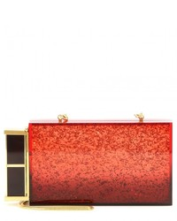 Lipstick box clutch medium 357136