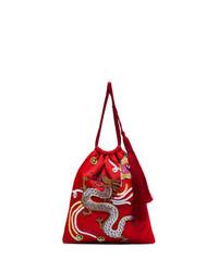 Sequined dragon bracelet bag medium 7537981