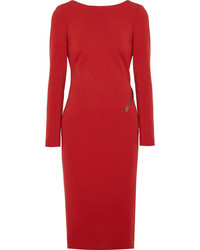 Red sheath dress original 9813112