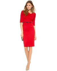 Black Halo 34 Sleeve Jackie O Dress