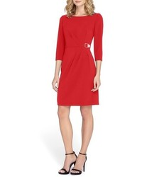 Crepe sheath dress medium 963887