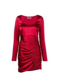 Roberto Cavalli Fitted Mini Dress