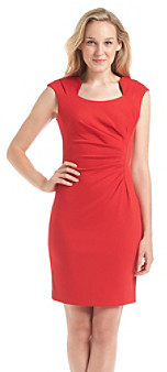 Vestidos rojos calvin klein