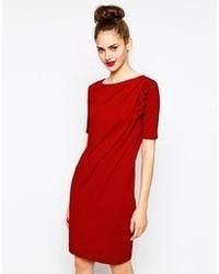 Love Moschino Short Sleeve Jersey Bodycon Dress