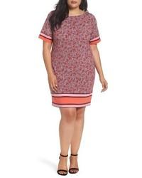 Plus size michl michl kors augusta sheath dress medium 4154396