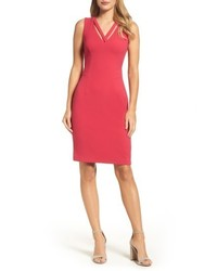 Seamed sheath dress medium 4913464