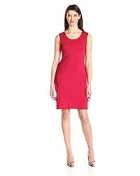 Star Vixen Classic Sleeveless Sheath Dress