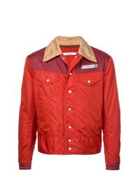 Givenchy Logo Patch Jacket