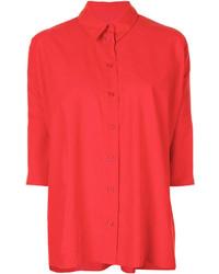 MM6 MAISON MARGIELA Three Quarter Sleeve Shirt