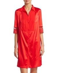 La Perla Camicia Notte Shirtdress
