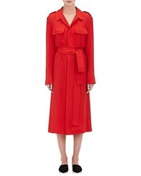 Gauchere Gauchere Silk Belted Shirtdress