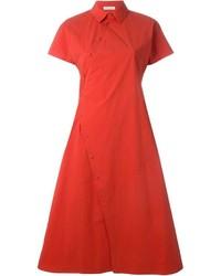 Tomas maier flared shirt dress medium 618807