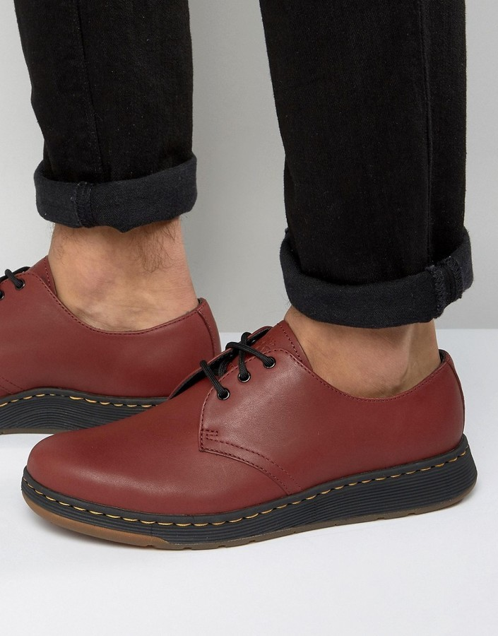 6109c861e0d Dr. Martens Dr Martens Lite Cavendish 3 Eye Shoes, $66 | Asos ...