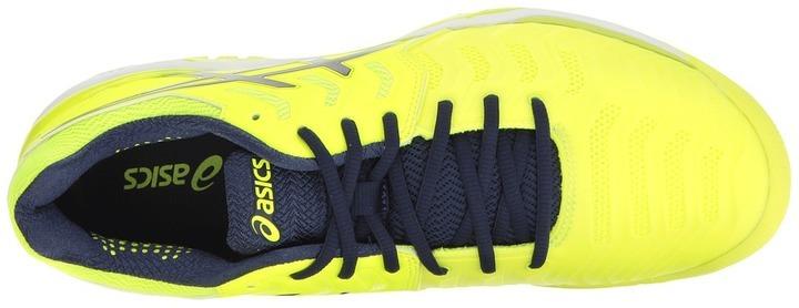 pretty nice 11b69 e96bd Asics Gel Resolution 7 Tennis Shoes,  140   Zappos   Lookastic.com