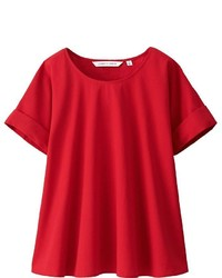 Lemaire short sleeve t blouse medium 613381