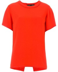 Proenza schouler slit detail blouse medium 613382