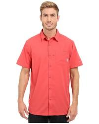 Columbia Slack Tidetm Camp Shirt Short Sleeve Button Up