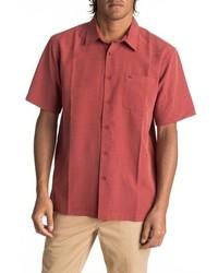 Quiksilver Waterman Collection Centinela 4 Short Sleeve Sport Shirt