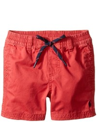 Ralph Lauren Baby Broken Twill Relaxed Shorts Boys Shorts