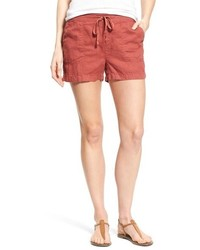 Caslon drawstring linen shorts medium 745665