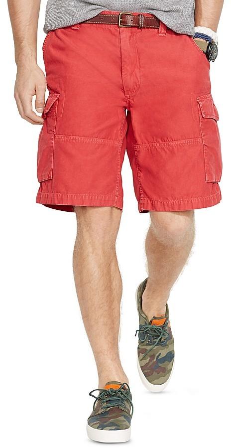 ... Polo Ralph Lauren Commander Cargo Shorts Classic Fit ...