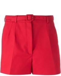 Dolce & Gabbana Belted Shorts