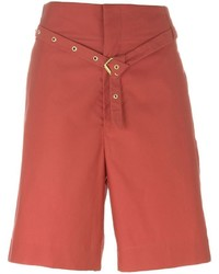 Isabel Marant Neddy Bermuda Shorts
