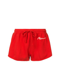 RE/DONE Logo Runner Shorts