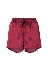 Figue Maja Polka Dot Shorts