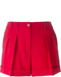 Moschino Pleated Shorts