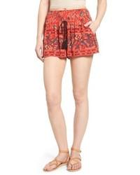 Smocked shorts medium 4951435