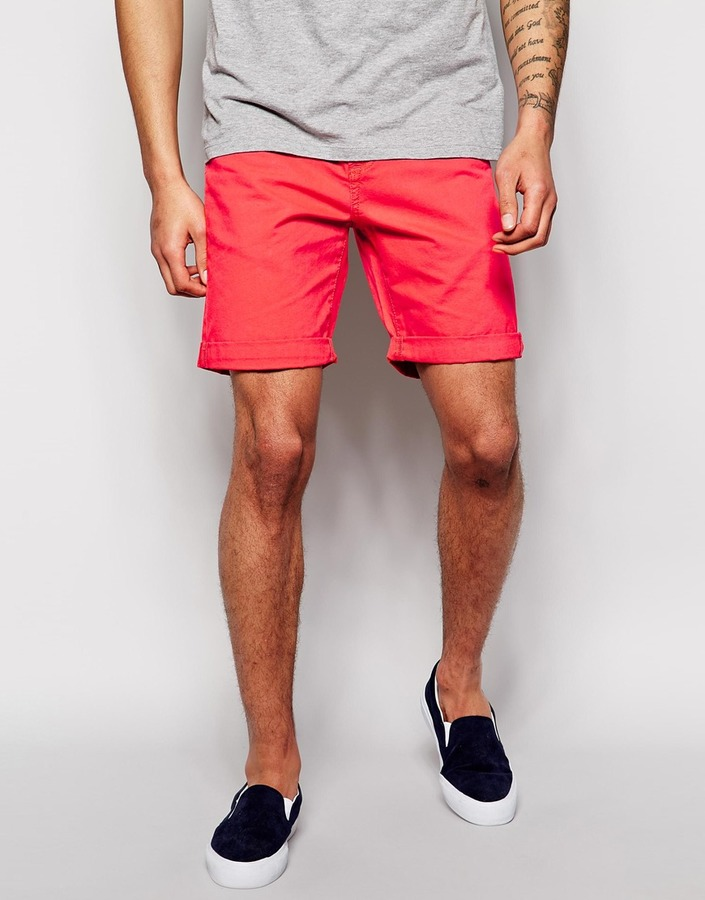 Solid Chino Shorts | Where to buy & how to wear