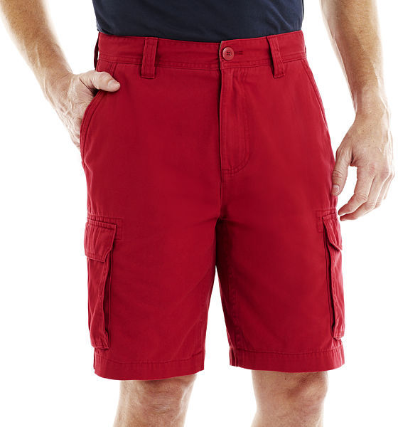 jcpenney St Johns Bay Legacy Cargo Shorts   Where to buy & how to wear