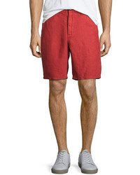 John Varvatos Star Usa Short With Flatiron Jean Poc