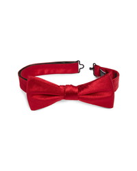 Nordstrom Men's Shop Solid Silk Bow Tie