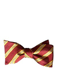 Red Silk Bow-tie