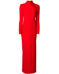 Tom Ford Cut Out Detail Gown