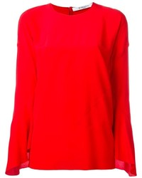 Givenchy Flared Sleeve Blouse